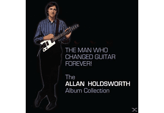 Allan Holdsworth - The Man Who Changed Guitar Forever - (CD)