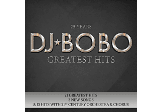 DJ Bobo - 25 Years-Greatest Hits - (CD)