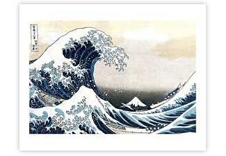 Hokusai Great Wave of Kanagawa Kunstdruck