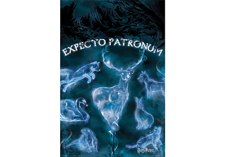 Harry Potter Poster Expecto Patronus