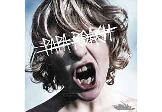 Papa Roach - Crooked Teeth - (CD)