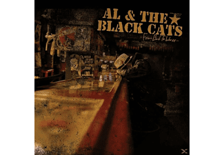 Al & The Black Cats - From Bad To Worse - (Vinyl)