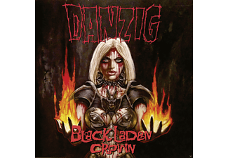 Danzig - Black Laden Crown (CD-Digipak) - (CD)
