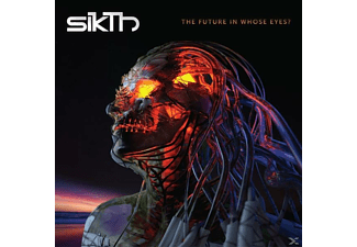 Sikth - The Future In Whose Eyes? - (CD)