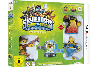 SKYLANDERS Skylanders Swap Force Starter Pack Spielfiguren