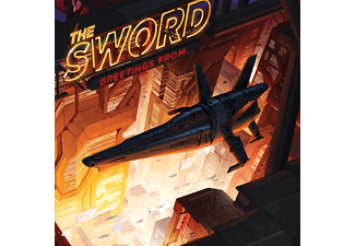 The Sword - Greetings From... - (CD)