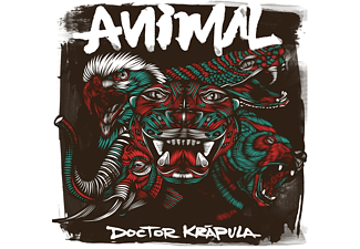 Doctor Krapula - Animal - (CD)