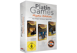 PlatinGames: Mystic Edition 3 in 1 Box - PC