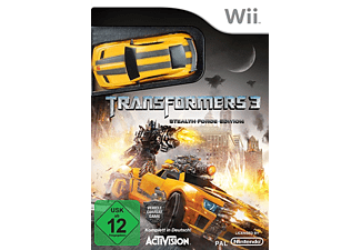 Transformers 3 - Stealth Force Edition - Nintendo Wii