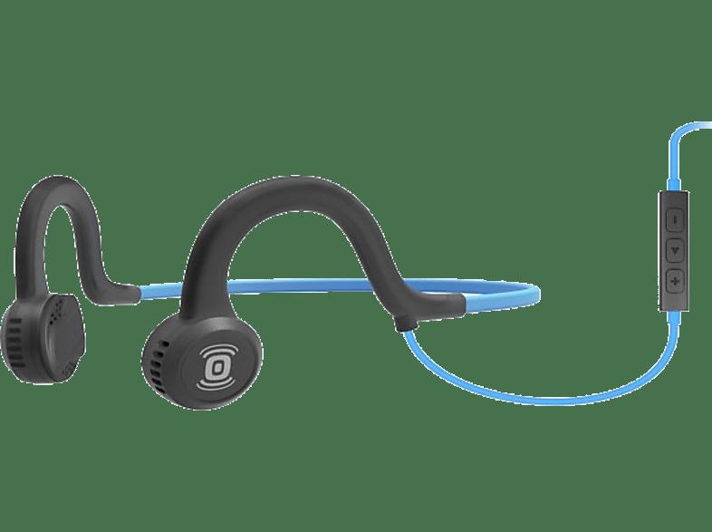 AFTERSHOKZ AS 451 OB Sportz Titan With mic Ocean Blue hobby   φωτογραφία fitness ακουστικά τηλεόραση   ψυχαγωγία ακουστικά ακουστικά i