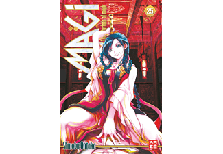 Magi – The Labyrinth of Magic – Band 25, Fantasy (Taschenbuch)