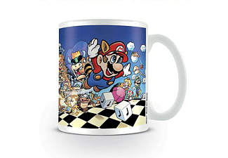 Super Mario Tasse All Stars Art
