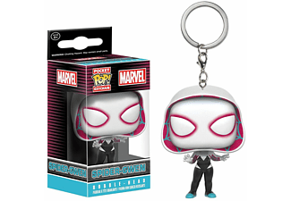 Pocket POP! Keychain: Marvel: Spider Gwen Unhooded