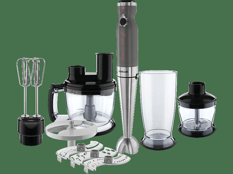 SENCOR SHB 5501CH Hand Blender - Σετ Ραβδομπλέντερ 9 σε 1 είδη σπιτιού   μικροσυσκευές συσκευές κουζίνας μπλέντερ