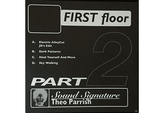 Theo Parrish - First Floor Pt.2 (2LP Re-issue) - (Vinyl)