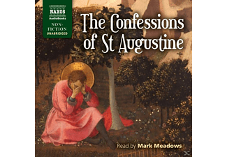 The Confessions of St Augustine - 13 CD - Hörbuch
