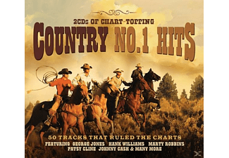 VARIOUS - Country No.1 Hits - (CD)