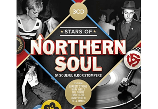 VARIOUS - Stars Of Northern Soul - (CD)