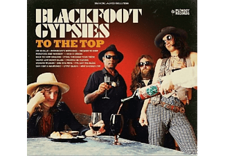Blackfoot Gypsies - To The Top - (CD)
