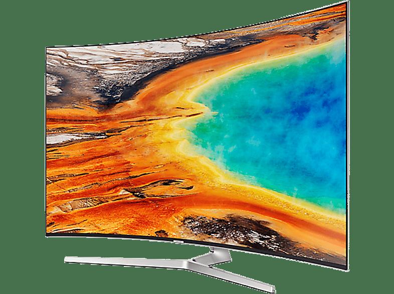 SAMSUNG UE55MU9002TXXH ívelt 4K UHD Smart LED televízió