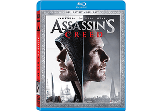 Assassin's Creed 3D Blu-ray + DVD Video