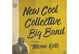 New Cool Collective Big Band - Featuring Thierno Koite - (LP + Download)