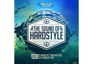 VARIOUS - The Sound Of Hardstyle Vol.2 - (CD)