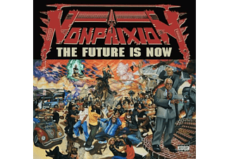 Non-phixion - The Future Is Now - (CD)