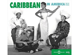 VARIOUS - Caribbean In America 1915-1962 - (CD)