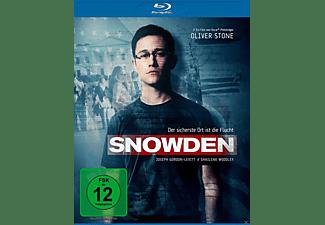Snowden - (Blu-ray)