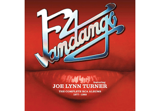 Fandango, Joe Lynn Turner - The Complete RCA Albums 1977-80 (4 CD Box Set) - (CD)