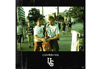 United And Strong - Colorblind - (CD)