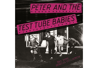 Peter & The Test Tube Babies - The Punk Singles Collection - (Vinyl)