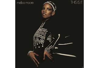 Melba Moore - This is it - (CD)
