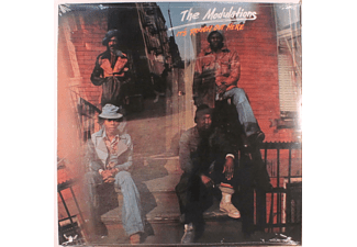The Modulations - It`s Rough out here - (CD)