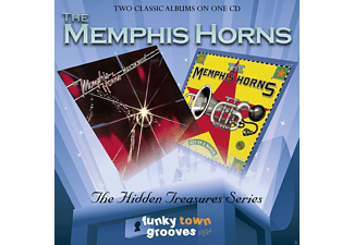 The Memphis Horns - High on Music/Get up and Dan - (CD)