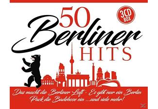 VARIOUS - 50 Berliner Hits - (CD)