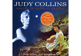Judy Collins - Maids & Golden Apples - (CD)