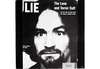 Charles Manson - Lie:The Love And Terror Cult - (Vinyl)