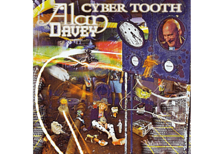 Alan Davey - Cyber Tooth - (CD)