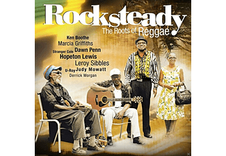 VARIOUS - Rocksteady-The Roots Of Regg - (Vinyl)