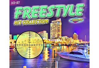 VARIOUS - Freestyle Hit Collection - (CD)