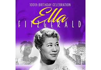 Ella Fitzgerald - 100th Birthday Celebration - (CD)