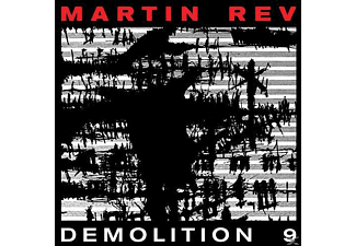 Martin Rev - Demolition 9 - (Vinyl)