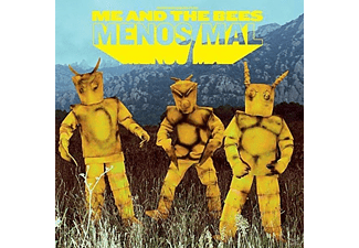 Me And The Bees - Menos Mal - (CD)