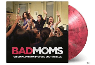 Various - Bad Moms (LTD Pink & Black Mixed Vinyl) - (Vinyl)
