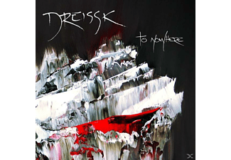 Dreissk - To Nowhere - (CD)
