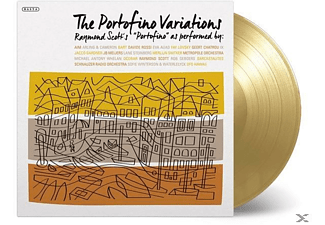 Raymond Scott - The Portofino Variations (LTD Gold Vinyl) - (LP + Download)