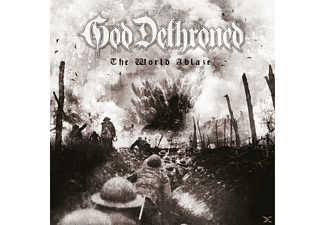 God Dethroned - The World's Ablaze - (CD + DVD)