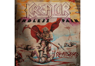 Kreator - Endless Pain-Remastered - (CD)